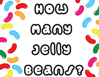 Jelly Bean Poster