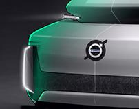 Volvo C40 (video)