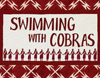 Swimming with Cobras book cover