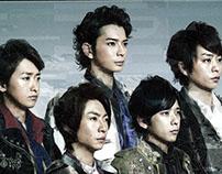 """嵐""""Zero-G""""_MV"""