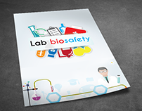Lab BioSafety Info-graphics