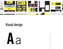 Amnesty International Brand Hub