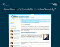 International Humanitarian Public Foundation Knowledge