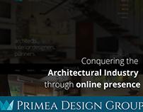 Primea Design Group Website