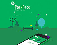 ParkFace – Parks of your city