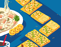 Enjoy with Domino's