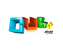 CUBO NEGRO / Logo & Diseño