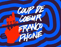 COUP DE COEUR FRANCOPHONE 2017