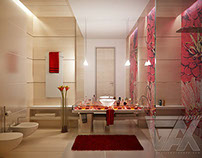 Bathroom Design Opt 1 & 2