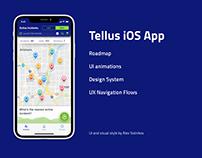 Tellus iOS App