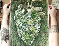 Monstera's Heart