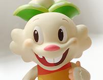 King/Candy Crush Saga figurines