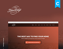 Blue Ridge Realty - Website Redesign