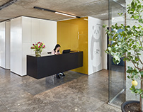 Platforma Architecture + Design Studio Offices