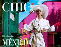 CHIC Magazine: Zaira Mayari