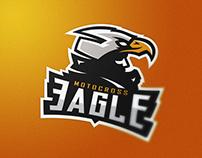 Motocross Eagle | Branding