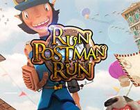 Run Postman Run Game