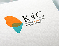 Karma for Cara Foundation. Rebranding