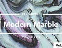 Modern Marble Ink Textures Volume 2