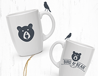 Bird and Bear Logo/Branding