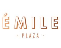 Emile Plaza - Branding