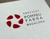 Logotipo / Ins. Pompeu Fabra Badalona