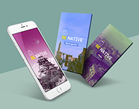 "App Design ""Be Native"""