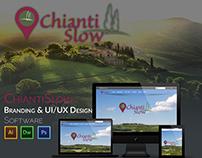Chianti Slow - Branding & UI/UX Design