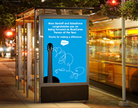 Salesforce MusiCares Billboard