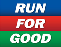 100PLUS 'Run for Good' Activation
