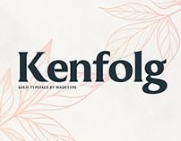Free Kenfolg Serif Demo