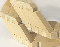Wooden Infinity Puzzle