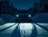 Audi e-tron Concept Test Lappland 2018
