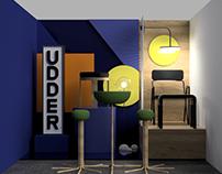 UDDER Exhibition Design
