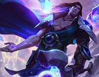 Taric - League of Legends - Login/Teaser