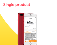Single product #daily UI 012