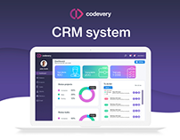 Codevery CRM system