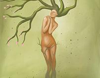Growth - Digital Illustration