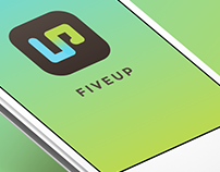 FIVEUP - a learning app for young students