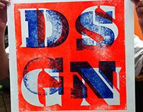Virada do Design poster & id