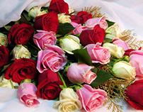 Flower Shower Bouquet