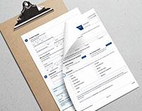Re-Design of VA Forms