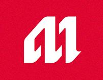 Andrej Mahrík personal logo