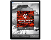 Mountain Hardwear iPad App