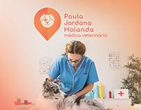 Paula Jordana Holanda Médica Veterinária