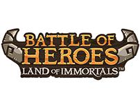 Batte of Heroes: Land of Immortals