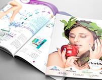 Clarissa Nails product brands catalogue