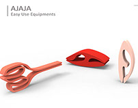AJAJA Easy Use Equipments