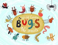 Bugs set