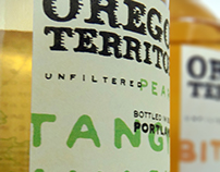 Oregon Territory Cider